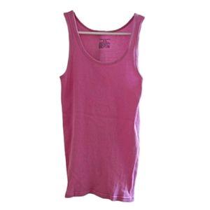 🎈2/$15 Pink Tank Top